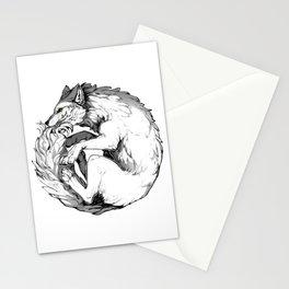 OuWoofboros Stationery Cards