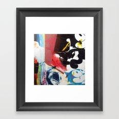 NIRVANA/FELIX Framed Art Print
