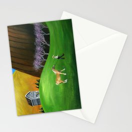 Hilly Horse Stationery Cards