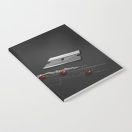 Cocaine Music Notebook