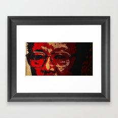 Dearest Eyes Framed Art Print