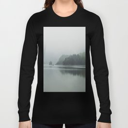 Fog - Landscape Photography Long Sleeve T-shirt