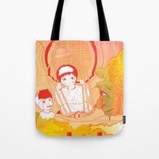 Hansel e Gretel 02 Tote Bag