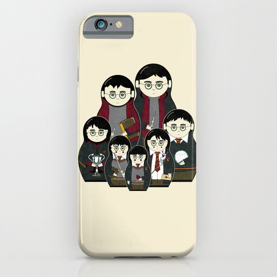The Magic Within iPhone & iPod Case
