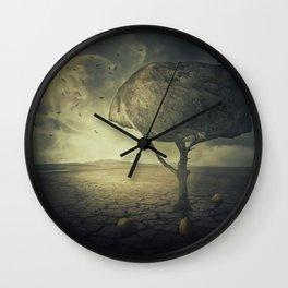 pear tree on KYZ-13 Wall Clock