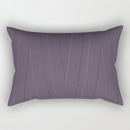 Blackcurrant Jags Rectangular Pillow