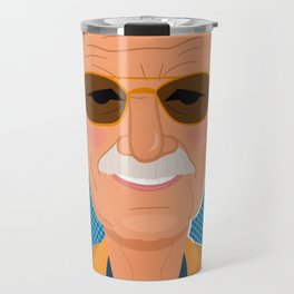 Stan Lee Travel Mug