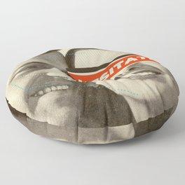 Hesitate Floor Pillow