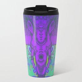 Purple Ganesha Travel Mug