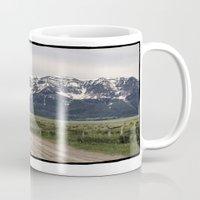 montana Mugs featuring Montana by Justine O'Neil Photography