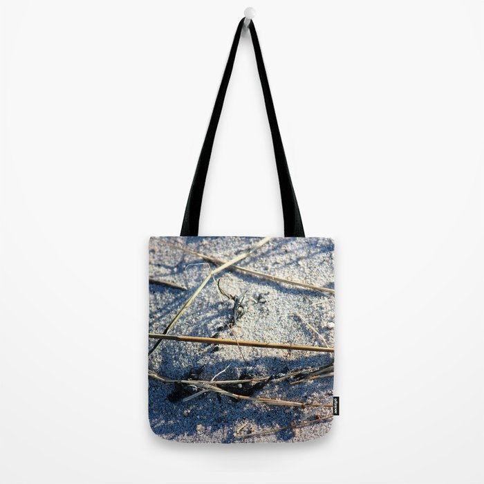 Shadows In The Sand Tote Bag