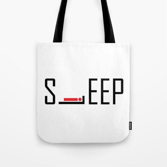 iSleep (v2) Tote Bag