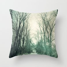Recompense Throw Pillow