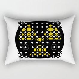 Mon&Nuclear Rectangular Pillow