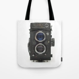 Vintage Camera (Yashica  124 G) Tote Bag