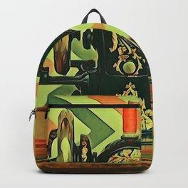 Needlework Backpack