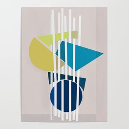 Abstract Composition 488 Poster