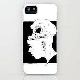 Death Mask - 1 iPhone Case