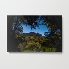 Beautiful Desert Metal Print