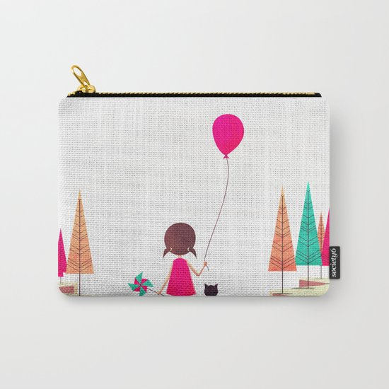 Floating Carry-All Pouch