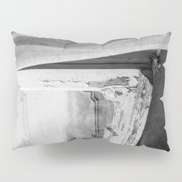 I am a visitor - A window in Tuscany Pillow Sham