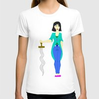mulan T-shirts featuring Mulan by Eva Duplan Illustrations