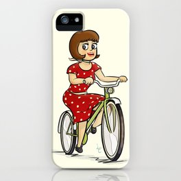Bicycle. iPhone Case