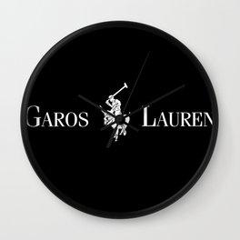 Garos Lauren parody (Cyprus version) Wall Clock