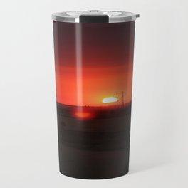 Sunset Highway Travel Mug