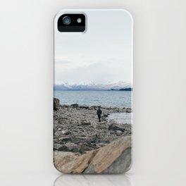 Lake Tekapo I iPhone Case