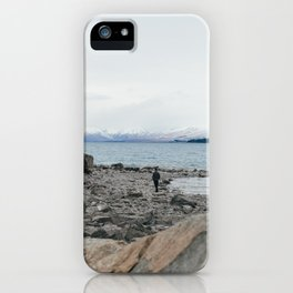 Lake Tekapo I iPhone Case