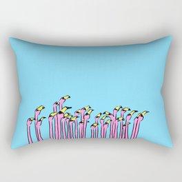 Flamingos Rectangular Pillow