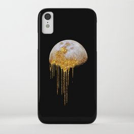 Goodbye moon iPhone Case