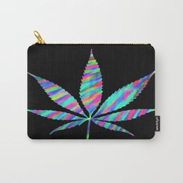 Weed : High Time Colorful Psychedelic Carry-All Pouch