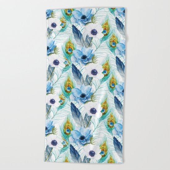 Spring is in the air #17 Beach Towel