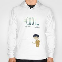 "percy jackson Hoodies featuring ""Cool"" ?! Percy ?!  by CornFlakes Production"