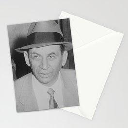 Meyer Lansky Stationery Cards