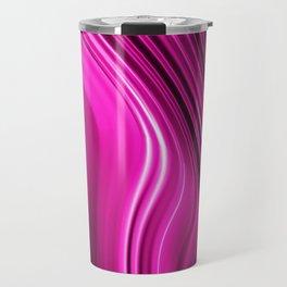 Streaming Pink Travel Mug