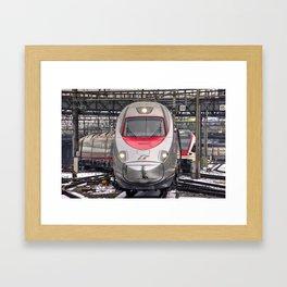 Italian Express Framed Art Print