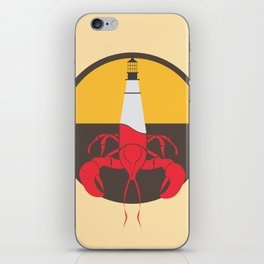 Lobster House iPhone Skin