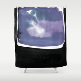 Introspection 2L by Kathy Morton Stanion Shower Curtain