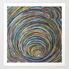 Conjecture #1 Art Print