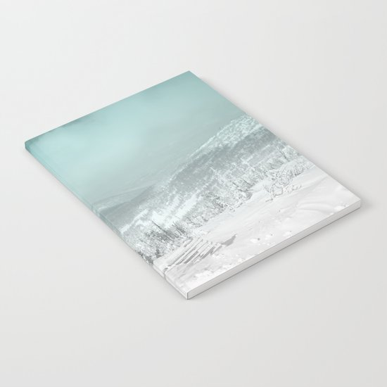 Blue mountains 2 Notebook