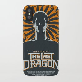 The Last Dragon iPhone Case