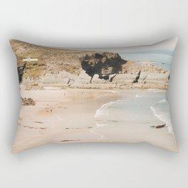 Beach Love VI Rectangular Pillow