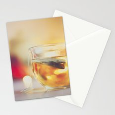 . tea . Stationery Cards