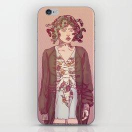 Gorgo Lady iPhone Skin