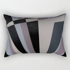 Razzle Dazzle Camouflage Graphic Art Rectangular Pillow
