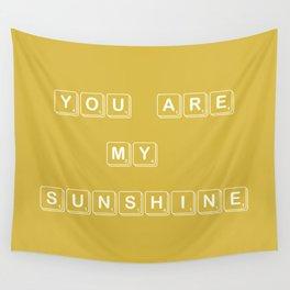 Sunshine Wall Tapestry