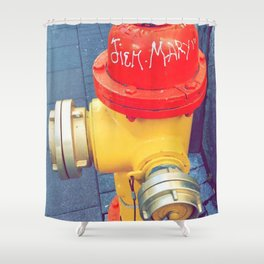 Bright & Bold Shower Curtain